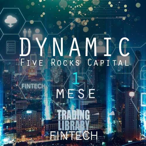 FiveRocksCapital - Servizio in Opzioni Dynamic - 1 Mese
