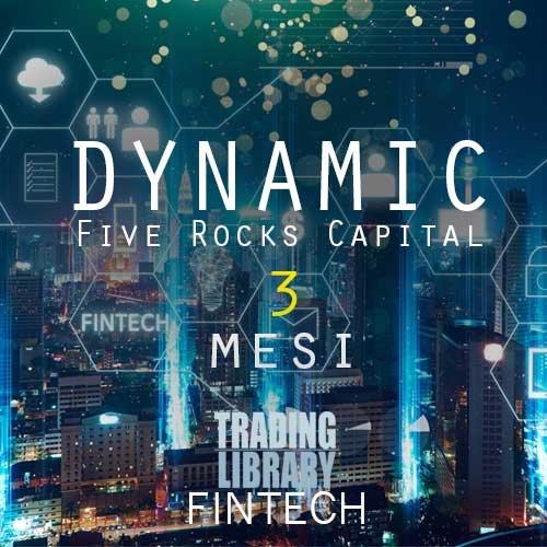 FiveRocksCapital - Servizio in Opzioni Dynamic - 3 Mesi