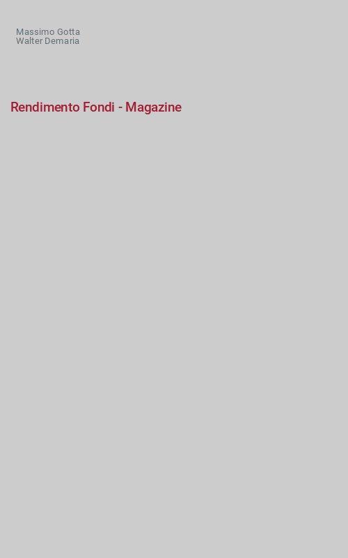 Rendimento Fondi - Magazine