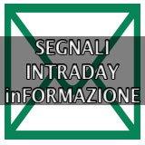 ABBONAMENTO MENSILE - SEGNALI INTRADAY inFORMAZIONE