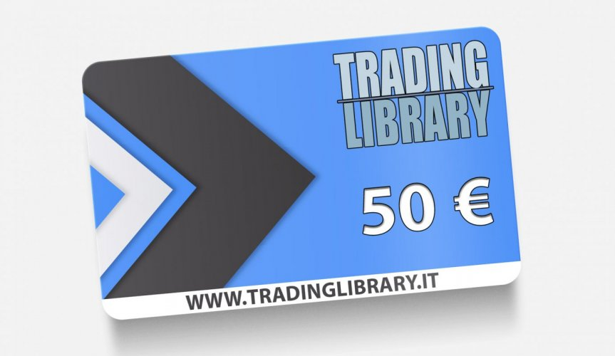 GIFT CARD 50 EURO - TRADING LIBRARY